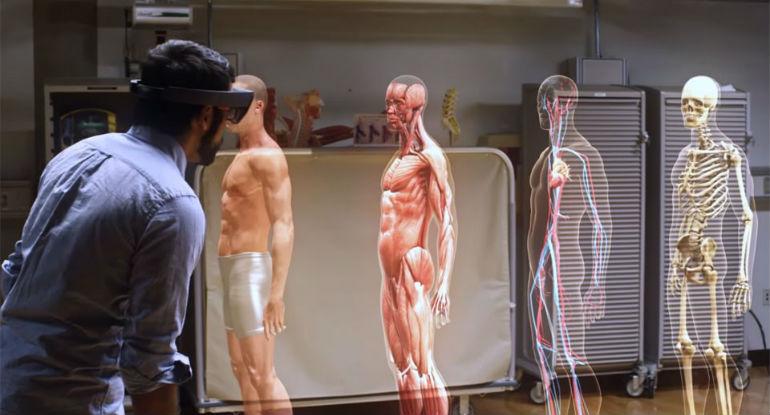Resultado de imagen de realidad virtual salud