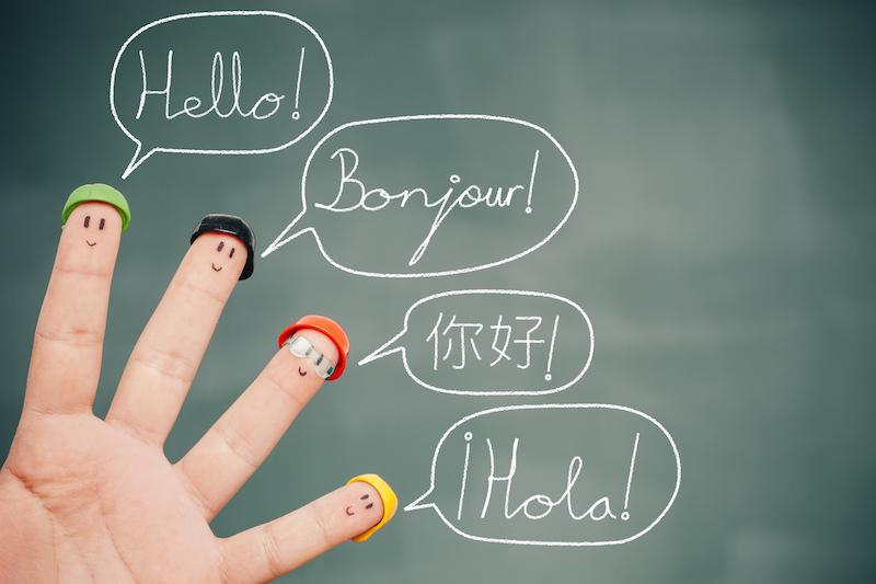 Resultado de imagen de paginas web multilenguaje