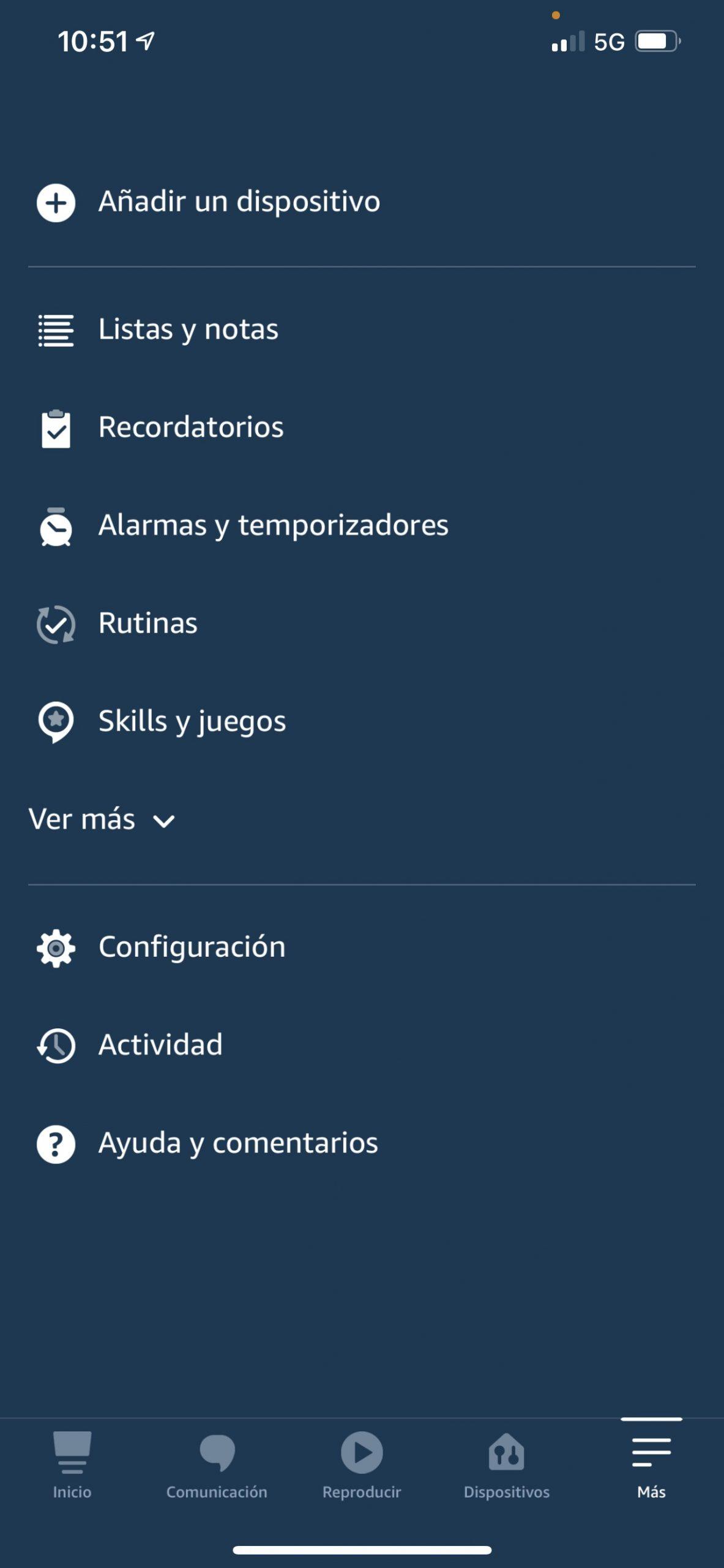 Amazon Alexa Santo Rosario